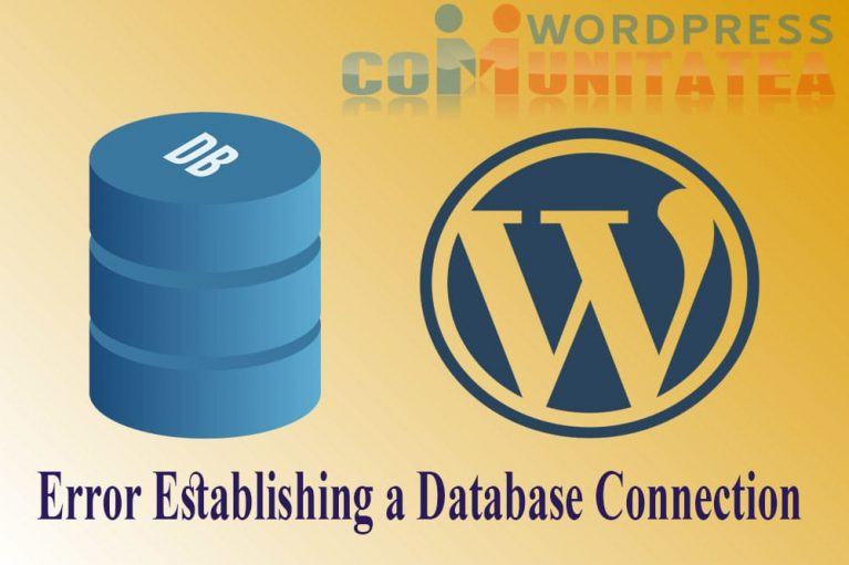 Cum remediezi Error Establishing Database Connection in WordPress