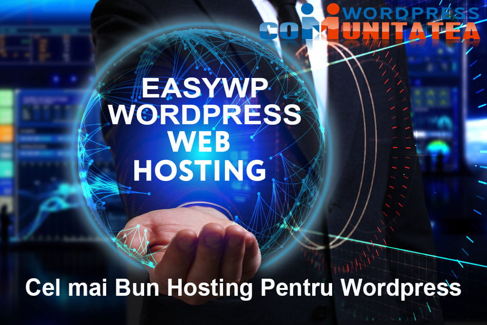 EASYWP - Cel mai Bun Hosting Pentru Wordpress