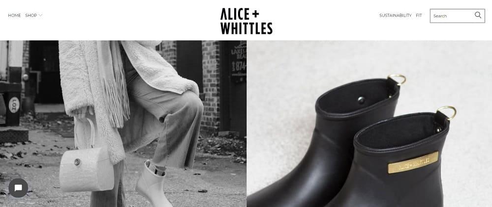 Alice + Whittles