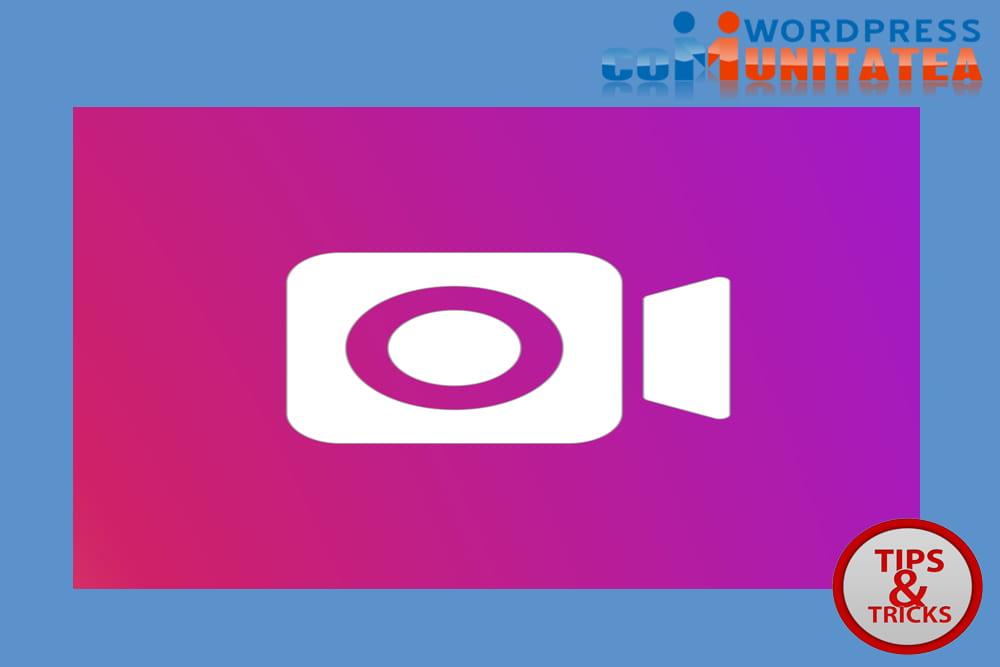 Adaugati videoclipuri la articolele dvs.
