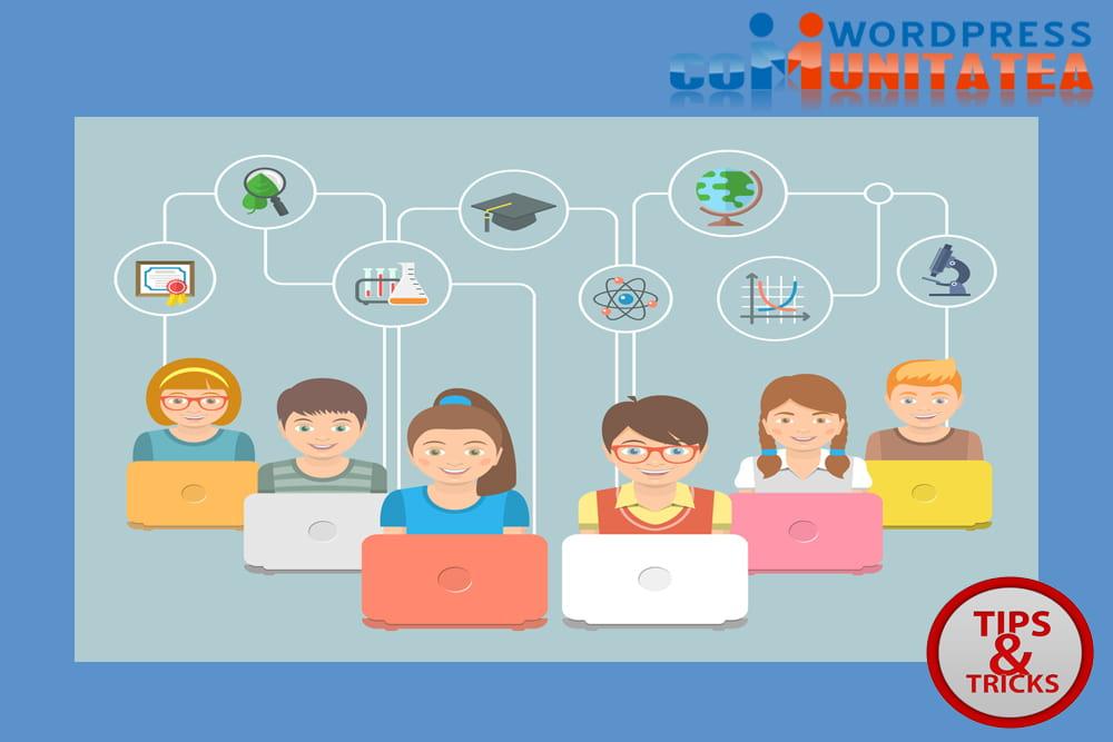 Creati-va propriile grupuri online
