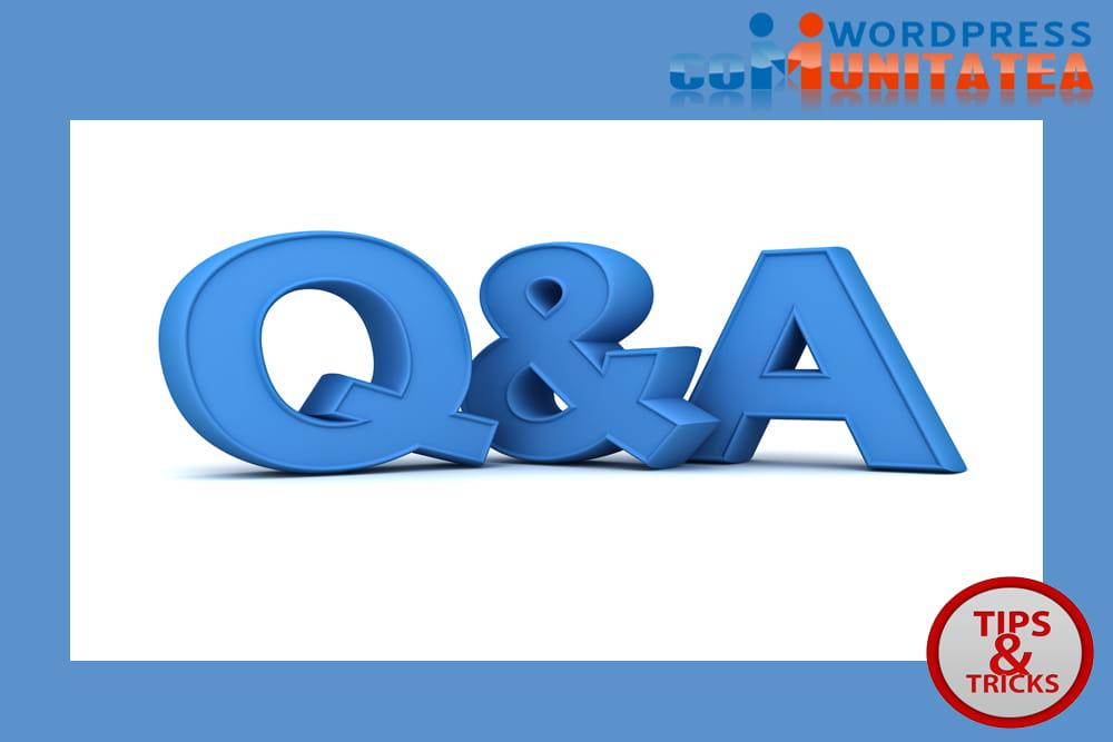 Participati pe site-uri de intrebari si raspunsuri