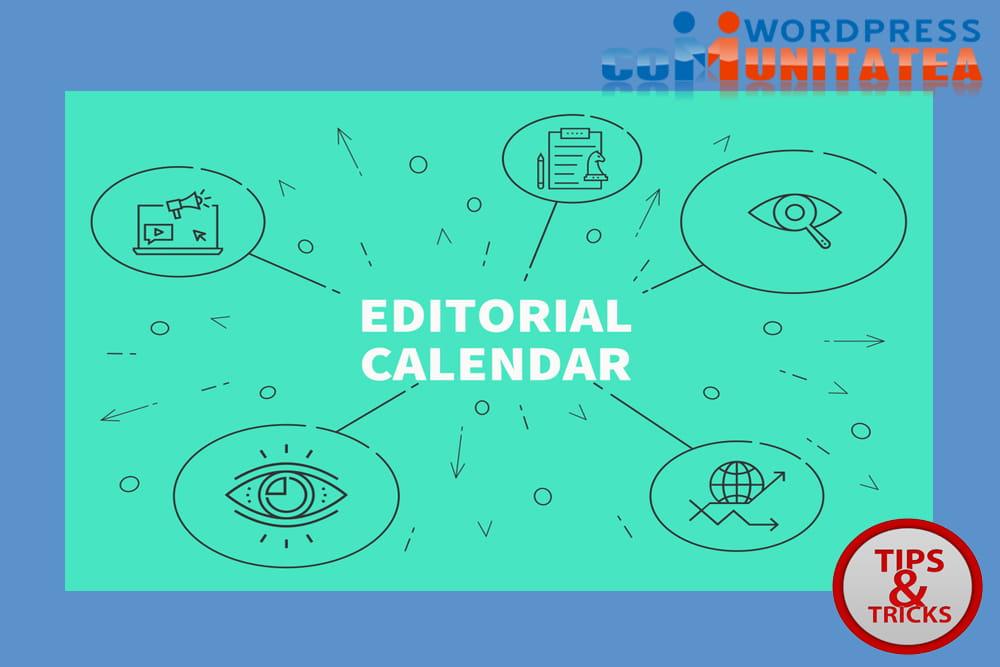Faceti un calendar editorial