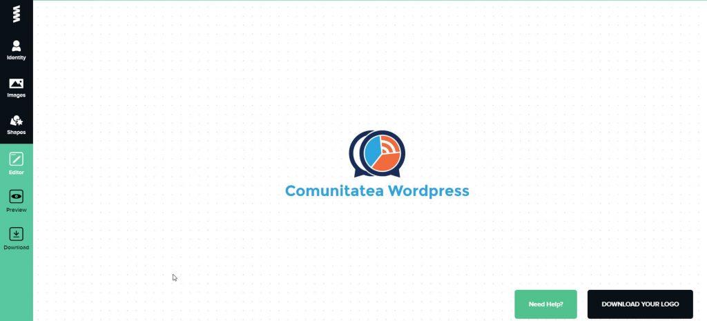 GraphicSprings Logo Creator