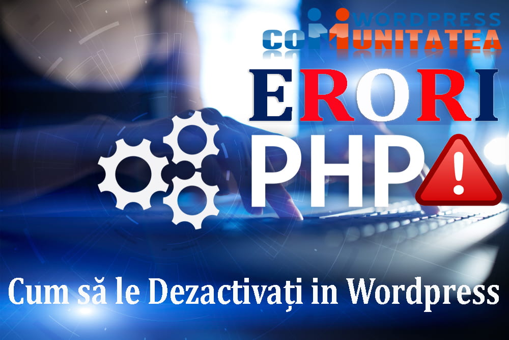 Erori PHP