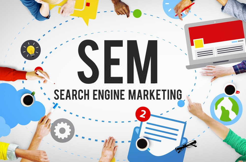 Marketingul motoarelor de căutare (SEM)