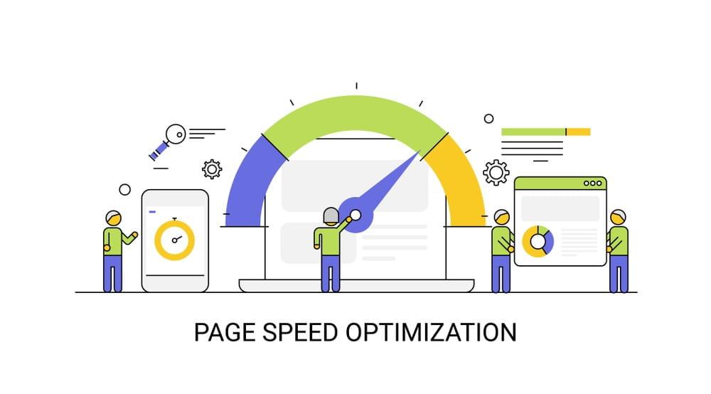 Timpul de încărcare a paginii