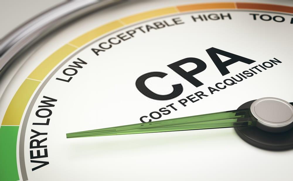Valorile de achiziție ale clienților