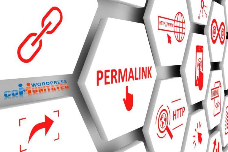 Structura permalink în WordPress