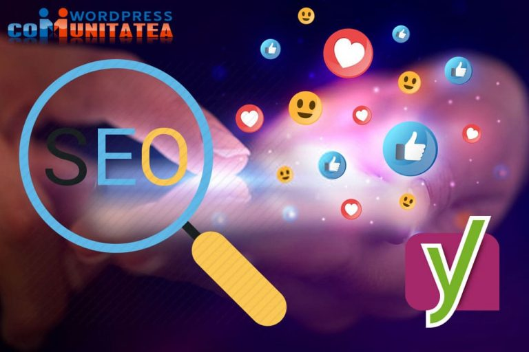 Optimizarea Social Media cu Yoast SEO