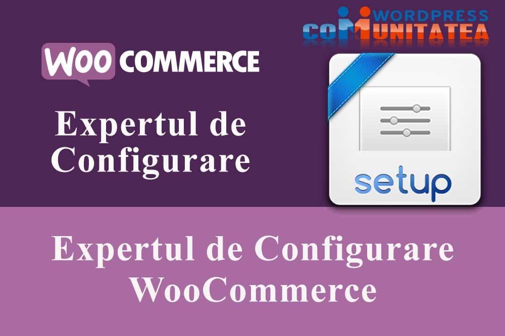 Expertul de Configurare WooCommerce