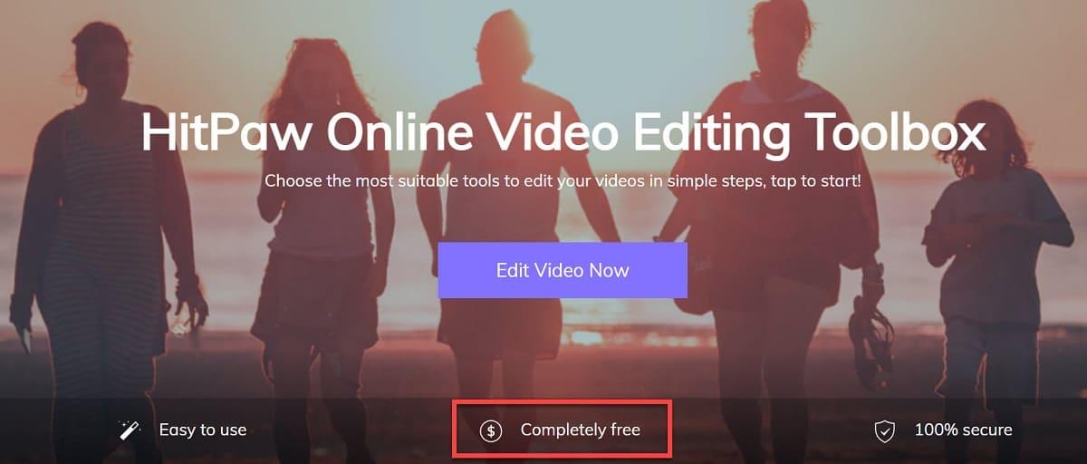 HitPaw-Online Video Edit Toolbox