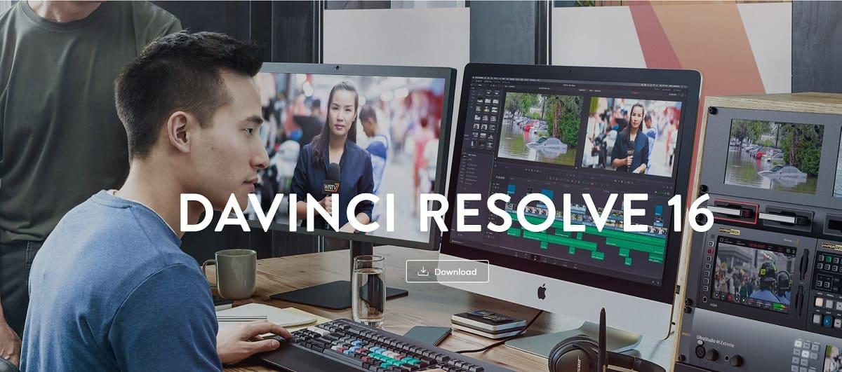 DaVinci Resolve 16-Editare Video
