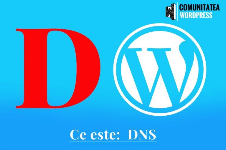 Ce este: DNS