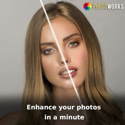 Enhance your photos in a minute