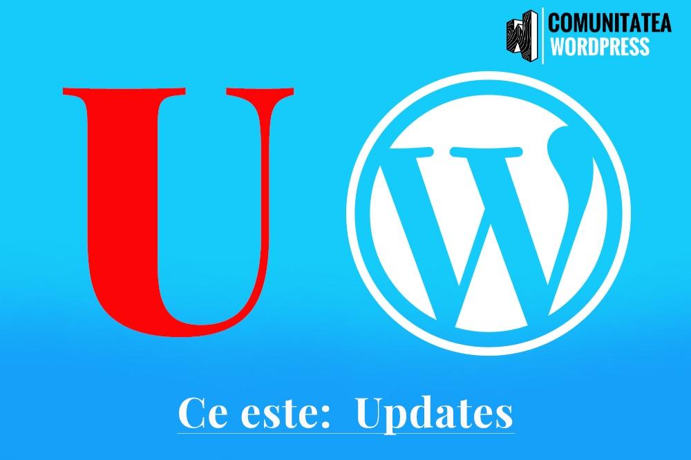 Ce este: Updates – Actualizări