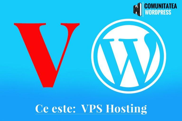 Ce este: VPS Hosting