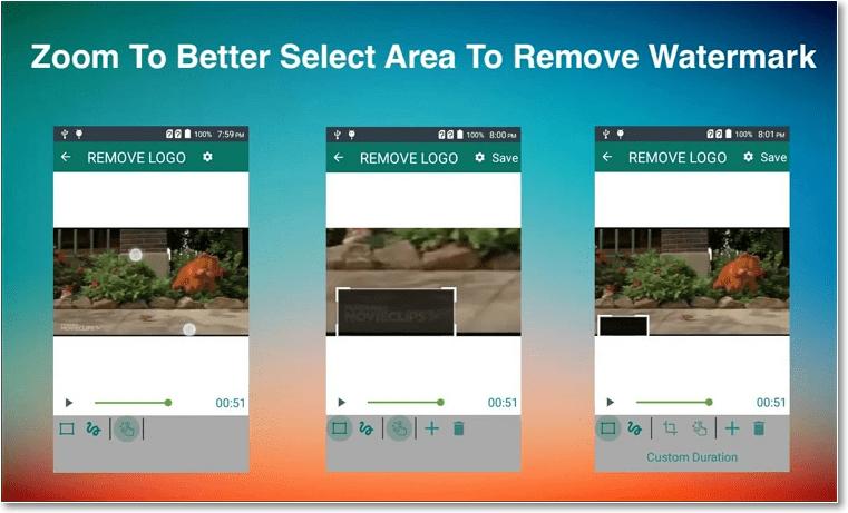 Această aplicație poate funcționa și cu videoclipuri