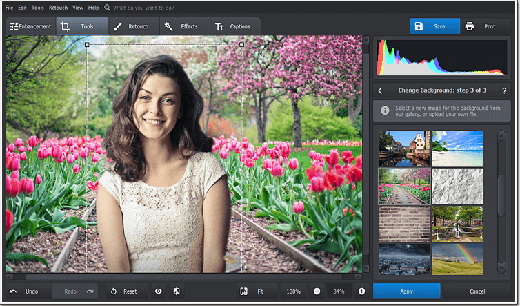 Transferați-vă fotografia în alte locații cu PhotoWorks