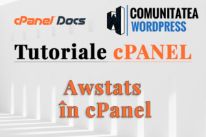 Awstats sau Statistici Avansate Web în interfața cPanel